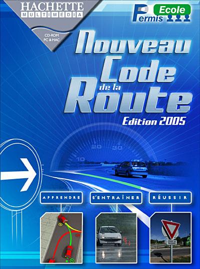 Télécharger sur eMule Le nouveau code de la route Edition 2005 [Hachette]